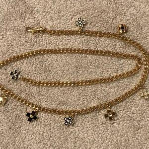 St. John Golden Chain Belt